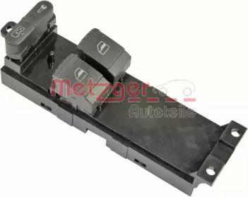 Кнопка стеклоподъемника на SEAT LEON METZGER 0916305.