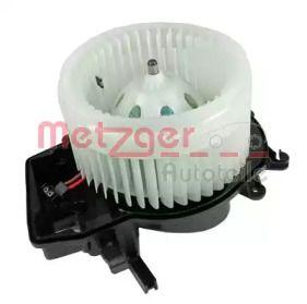 Вентилятор пічки на Мерседес Г Клас  METZGER 0917091.