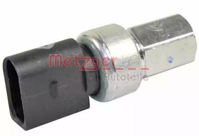 Пневматический выключатель, кондиционер на Шкода Октавия А5 'METZGER 0917093'.