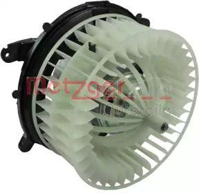 Вентилятор пічки на Мерседес W210 METZGER 0917115.