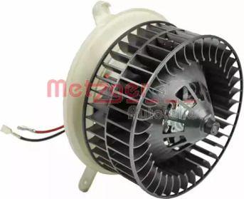Вентилятор пічки на Мерседес W210 METZGER 0917129.