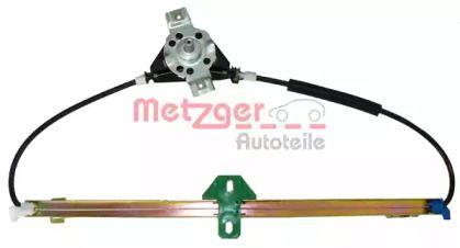 Задний левый стеклоподъемник на Фольксваген Гольф 'METZGER 2160079'.