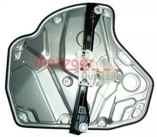 Задний левый стеклоподъемник на Шкода Октавия А5 METZGER 2160236.
