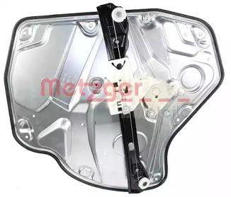 Задний правый стеклоподъемник на SKODA OCTAVIA A5 METZGER 2160237.