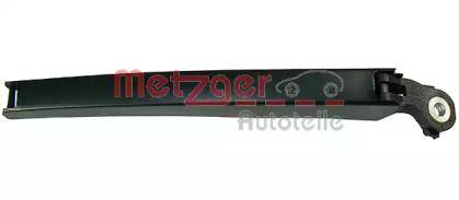 Важіль склоочисника задній 'METZGER 2190075'.