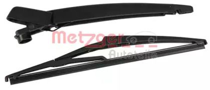 Важіль склоочисника задній на Mercedes-Benz GLK  METZGER 2190190.