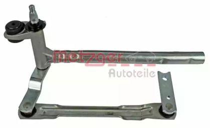 Трапеция стеклоочистителя на SEAT LEON 'METZGER 2190335'.
