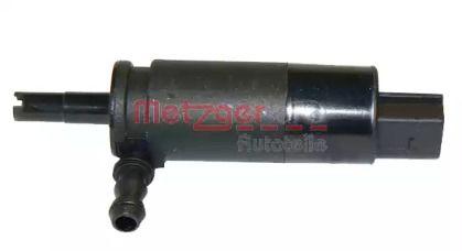Насос омывателя на SEAT ALTEA 'METZGER 2220023'.