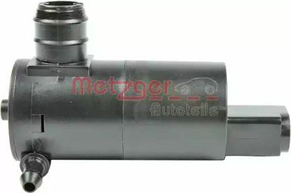 Моторчик омывателя 'METZGER 2220041'.
