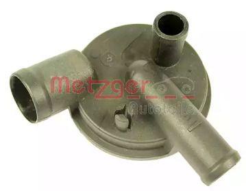 Клапан вентиляции картерных газов на Сеат Толедо 'METZGER 2385006'.