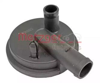 Клапан вентиляции картерных газов на Сеат Толедо 'METZGER 2385022'.
