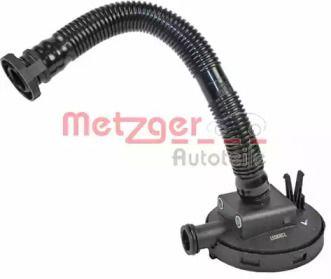 Клапан вентиляції картерних газів METZGER 2385037.