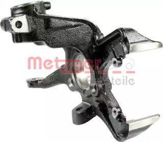 Поворотный кулак на Шкода Октавия А5 METZGER 58086101.