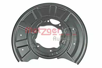 Захисний кожух гальмівного диска на Мерседес Е Клас  METZGER 6115012.