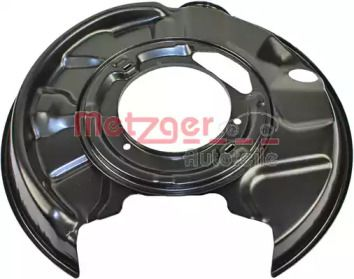 Захисний кожух гальмівного диска на Мерседес Е Клас  METZGER 6115102.