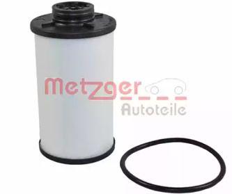Комплект фильтра АКПП на SEAT ALTEA 'METZGER 8020005'.