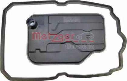 Комплект фільтра АКПП на Mercedes-Benz Gl-Class  METZGER 8020022.