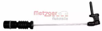 Датчик зносу гальмівних колодок 'METZGER WK 17-025'.
