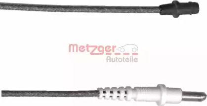 Датчик зносу гальмівних колодок METZGER WK 17-005.