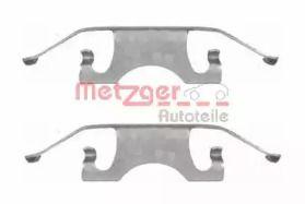 Скоби гальмівних колодок на Mercedes-Benz Gl-Class  METZGER 109-1640.