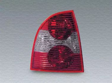 Задний левый фонарь на VOLKSWAGEN PASSAT 'MAGNETI MARELLI 714028401701'.