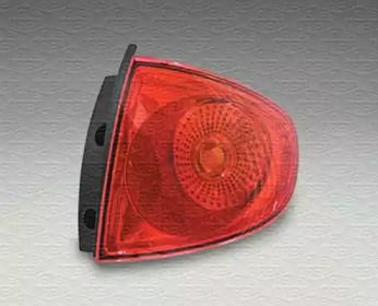 Задний левый фонарь на SEAT ALTEA 'MAGNETI MARELLI 714000062454'.