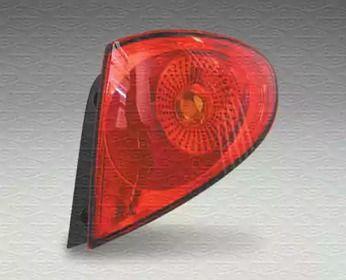 Задний левый фонарь на SEAT TOLEDO 'MAGNETI MARELLI 714000062460'.