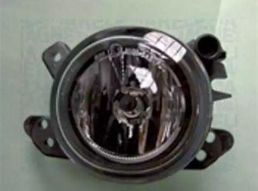 Права протитуманна фара на Mercedes-Benz GLK  MAGNETI MARELLI 710305076002.