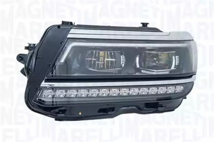 Ліва світлодіодна фара ближнього світла MAGNETI MARELLI 711451000265 фотографія 0