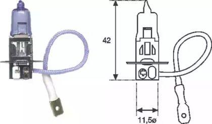 Лампа розжарювання 'MAGNETI MARELLI 002553100000'.
