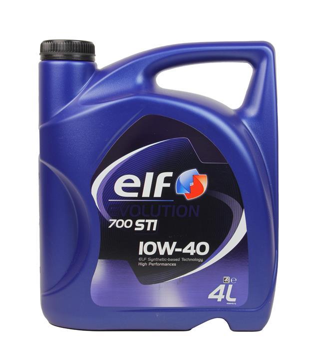 Моторне масло EVOLUTION 700 STI 10W-40 4 л ELF 194863.