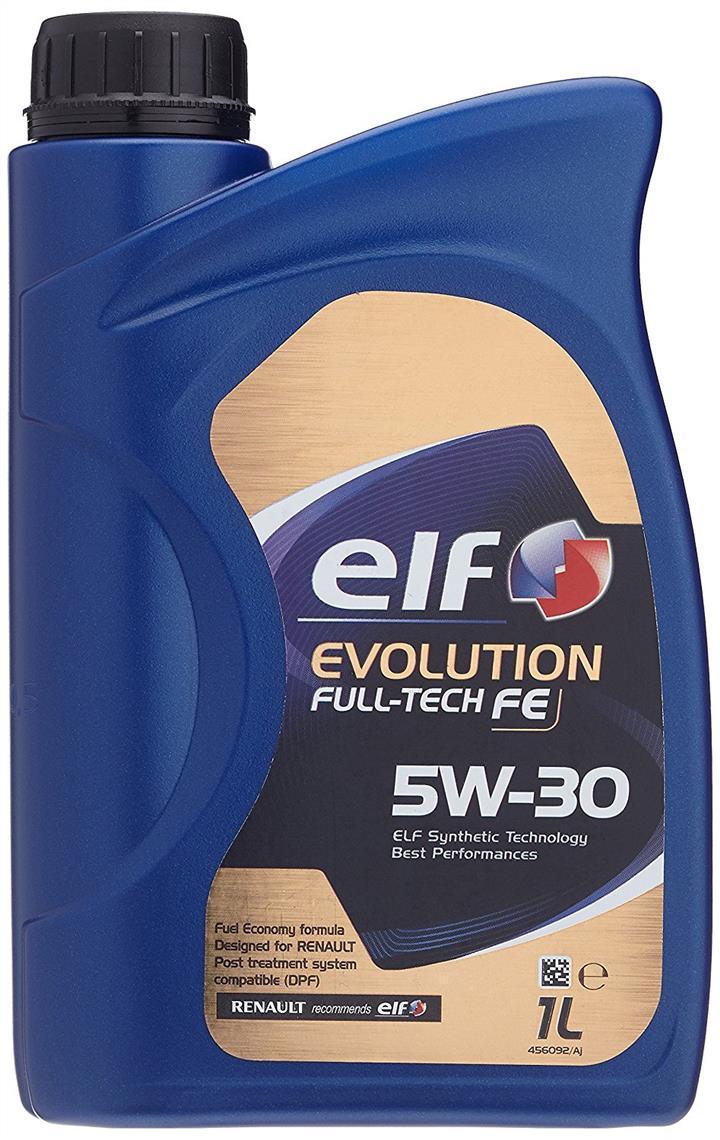 Моторное масло EVOLUTION FULL-TECH FE 5W-30 1 л 'ELF 194906'.