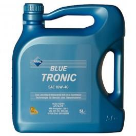 Моторне масло BLUE TRONIC 10W-40 5 л 'ARAL 20485'.