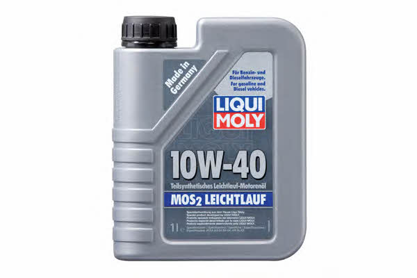 Моторне масло MOS2 LEICHTLAUF 10W-40 1 л LIQUI MOLY 1930.