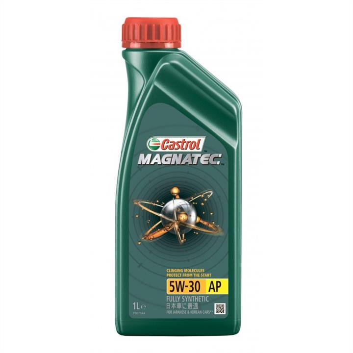 Моторное масло MAGNATEC AP 5W-30 1 л 'CASTROL 155BA7'.