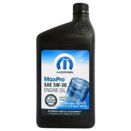 Моторне масло ENGINE OIL 5W-30 0.946 л 'CHRYSLER 68218 920AB'.