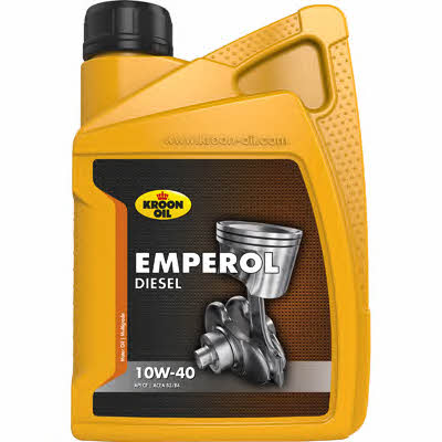 Моторное масло EMPEROL DIESEL 10W-40 1 л на Фольксваген Гольф 'KROON OIL 34468'.