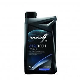 Моторное масло VITALTECH 5W-40 1 л 'WOLF 8311093'.