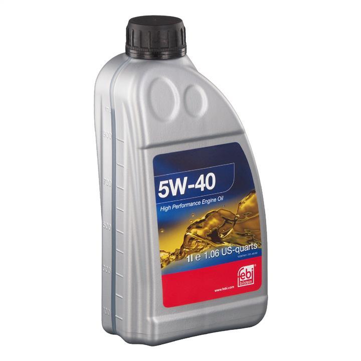 Моторне масло ENGINE OIL 5W-40 1 л 'FEBI 32936'.