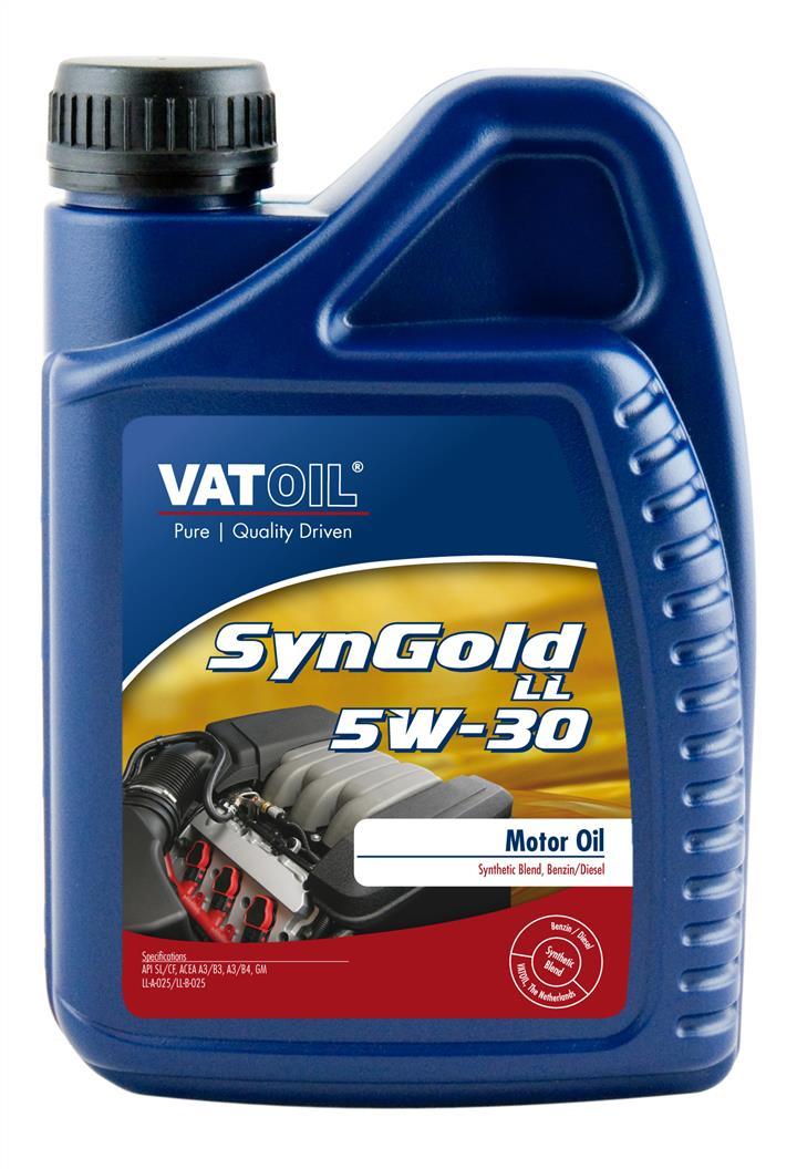 Моторне масло SYNGOLD LL 5W-30 1 л 'VATOIL 50016'.