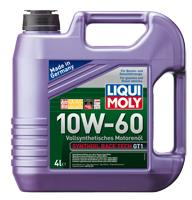 Моторне масло SYNTHOIL RACE TECH GT 1 10W-60 4 л LIQUI MOLY 7535.