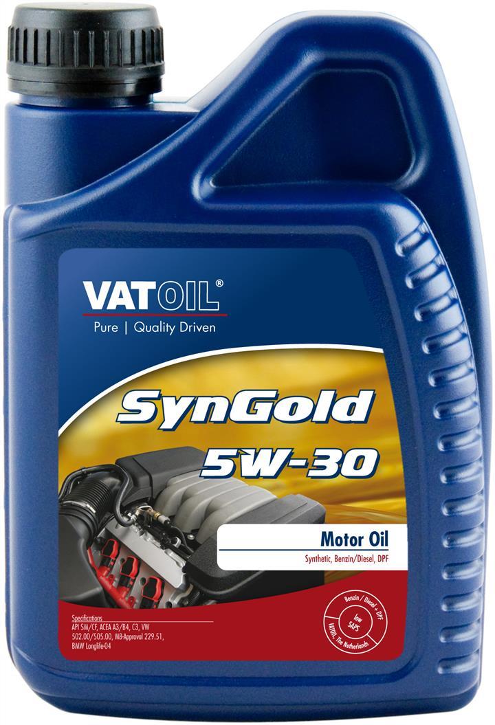 Синтетическое моторное масло SYNGOLD 5W-30 1 л на Сеат Толедо 'VATOIL 50025'.