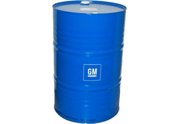 Моторное масло DEXOS 2 5W-30 60 л GM 93165559.