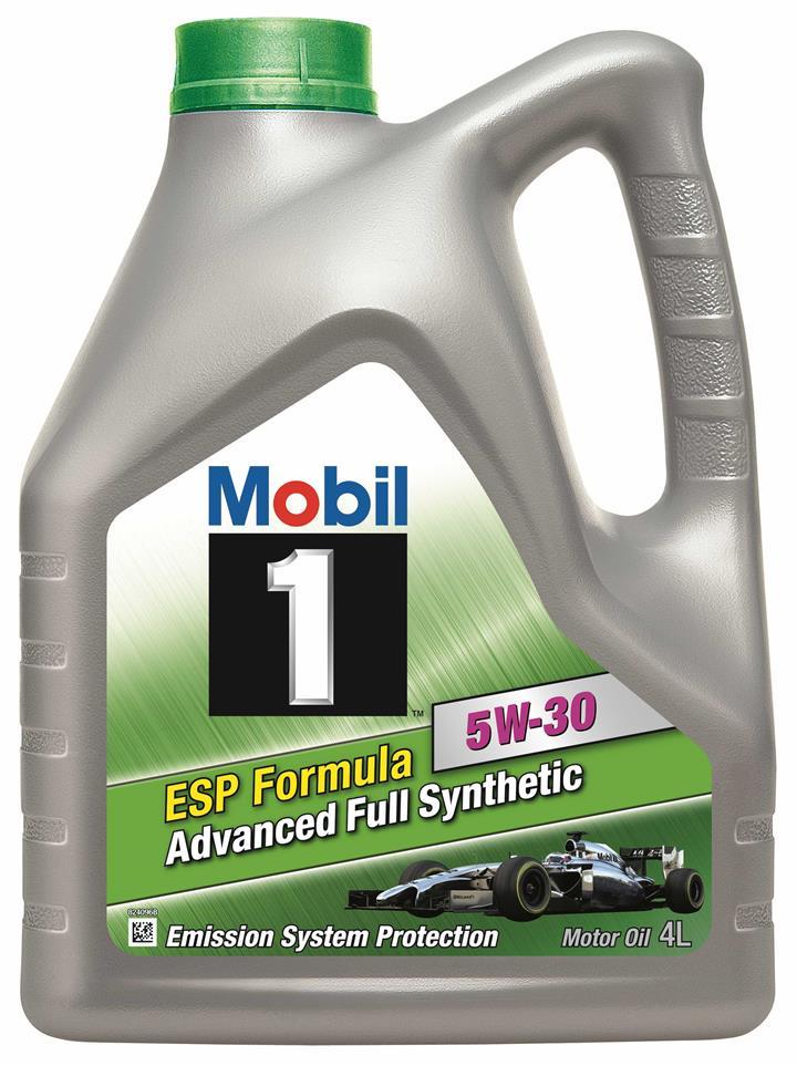 Моторне масло ESP FORMULA 5W-30 4 л MOBIL 5W301M4.
